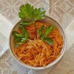 Cалат из моркови по-корейски